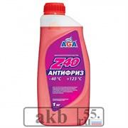 Антифриз красный AGA Z40 (-40) 1 л.