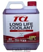 Антифриз TCL LLC -40C красный, 4л