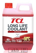 Антифриз TCL LLC -50C красный, 2 л