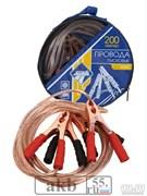 Провода прикурив прозрач 300а 2,5м сумка Nova-Bright