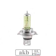 Лампа H4 12V 60/55W P43T-38  LYNXauto L10460