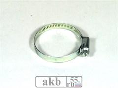 Хомут червячный 40-56 мм Труд