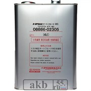 Toyota ATF WS Ж/Б Япония 4L 08886-02305