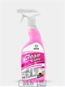 """Очиститель стекол """"Clean Grass"""" (лесные ягоды) 600 мл.GRASS"""