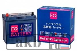 Аккумулятор 50 FQ 80B24R N-55 EFB прямой