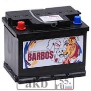 Аккумулятор BARBOS 60 прямой