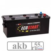 Аккумулятор 190.4 Ecostart конус прямой