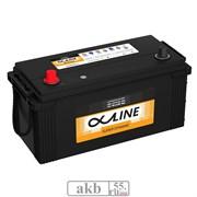 Аккумулятор 110 ALPHALINE SD 115E41L Азия обратный