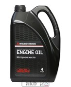 MITSUBISHI 5W-30 Genuine Oil Synthetic SN/CF 4L
