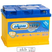 Аккумулятор 60 Аком EFB Евро
