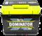 Аккумулятор 65.1 Dominator прямой - фото 7035